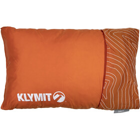 Klymit Drift Car Camp Pillow Regular, orange